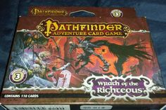 Pathfinder Card Game: Wrath of the Righteous - Adventure Deck 3: Demon's Heresy