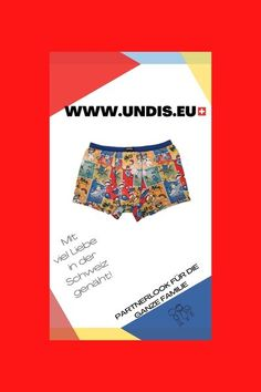 UNDIS www.undis.eu - Unterwäsche,die Freude bringt ❤! #undis #lustigeboxershorts #unterwäsche #herrenmode #underwear #boxer #boxershorts #kindergeschenk #weihnachtsgeschenk #herrenboxershorts #geschenkemitherz #geschenksidee #geburtstagsgeschenk #geschenkboxen #geschenkefürmänner #frauenunterwäsche #geschenkenähen #geschenkideenfürmänner #mode #trendstyle #boxershorts #bunt #lustige #junge #vatertag #kind #lebenmitkindern #papi #papa #kindergarten #witzige #partnerlook #schweiz #handgemach Underwear, Bunt, Kindergarten, Fashion, Funny Underwear, Men's Boxer Briefs, Sew Gifts, Glee, Switzerland