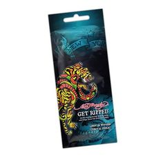 Ed Hardy .7 oz Get Ripped Indoor Tanning Lotion Accelerator Bronzer Dark Tan Bed by Ed Hardy. $3.99. Fragrance: Midnight Passion. Ideal Lift - Fights against skin sagging and improves skin elasticity.. Ordenone - Eliminates the after tan odor.. Nouritan - Stimulates tyrosine activity & promotes an even and long lasting tan.. Tan Enhancer, Bronzer, Skin Firming, Cooling. Show them what you are made of! Why not? You will be looking and feeling your best after this extrem...