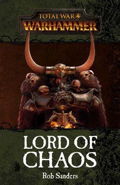 ArtStation - Total War : Warhammer - Archaon The Everchosen, Tom Parker
