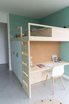 p/femkeido-zelfbouw-villa - The world's most private search engine Small Room Bedroom, Bedroom Loft, Small Rooms, Girls Bedroom, Bedrooms, Loft Beds, Decor Room, Bedroom Decor, Bedroom Ideas