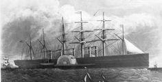 SS Great Eastern - Isambard Kingdom Brunel