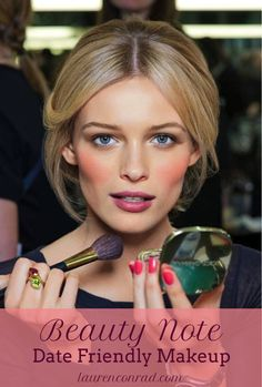 How to get fresh and flawless makeup for a first date #beauty #makeup #date