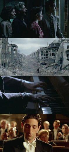 The Pianist, 2002 (dir. Roman Polanski)