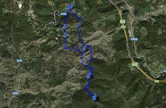 Trekking nel canyon della Val Gargassa
