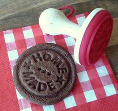 That Cute Little Cake: {Recipe} Basic chocolate cookies