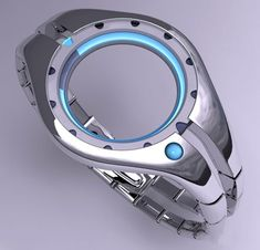 I WANT ONE!!! Cool concept watch.