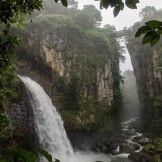 Water Fall, Veracruz – Mexico
