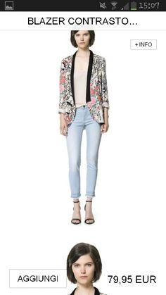 Giacca stampata kimono
