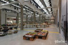 Marni Mercado De Paloquemao / Milan Design Week 2015.