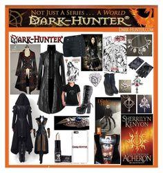 Dress like a Dark-Huntress from Sherrilyn Kenyon's Dark-Hunters®