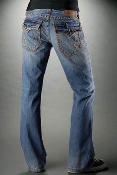 Best Bootcut Mens Jeans - Jon Jean