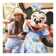 ミニーマウス♡  #AULANI #Disney #MinnieMouse