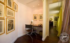 Office space at St Germain Luxe, apartment for rent in Paris, Saint Germain