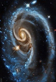 Hubble Space Telescope Beauty Above Us — UGC Wildly Interacting Galaxy from. Cosmos, Space Photos, Space Images, Nasa Space Pictures, Hubble Space Telescope, Space And Astronomy, Astronomy Stars, Galaxy Space, Galaxy Art