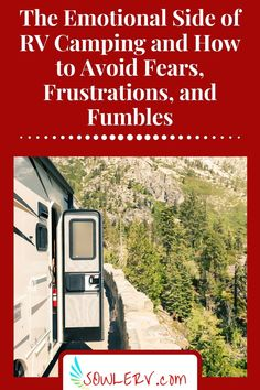 The Emotional Side of RV Camping and How to Avoid Fears, Frustrations, and Fumbles | SOWLE RV Diy Camper, Camper Van, Camping Hacks, Camping Gear, Rv Manufacturers, Camping For Beginners, Rv Organization, Diy Rv, Black Water