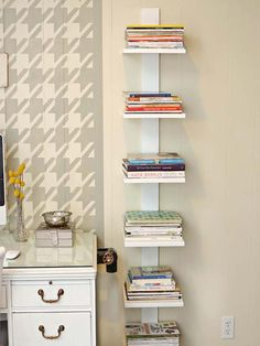 Got a cluttered office? The following brilliant DIY organization tips and projects will help you transform your office into an efficient workspace. Organizing your office doesn't have to cost a lot of time. And you don't need to spend a lot of money on these organization projects. There are many great DIY projects using recycled […]