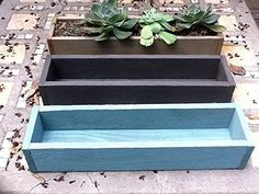 """18"""" Cedar Succulent Planter ** See this great product."""