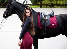 Black Heart Equestrian horse riding and leisure wear Equestrian Girls, Equestrian Outfits, Equestrian Style, Woman Riding Horse, Horse Riding Clothes, Horse Riding Jodhpurs, Arabian Beauty Women, Horse Gear, Horse Tack