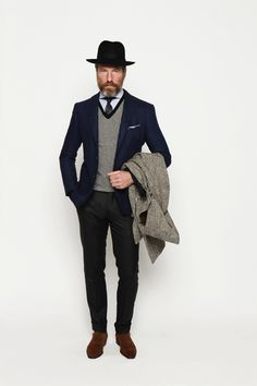 Tailored from Ovadia & Sons Fall 2013