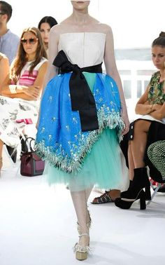 Delpozo Spring Summer 2016 Look 36 on Moda Operandi