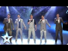 """Collabro - Britain's Got Talent 2014 Final - Singing """"Stars"""" even better than during their first audition!!  And best yet....they WON!!!"""