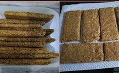 Knäckebrot - nízkosacharidový Lchf Diet, Paleo Diet, Low Carb Recipes, Healthy Recipes, Healthy Food, Mango Recipes, Great Recipes, Banana Bread, Food And Drink