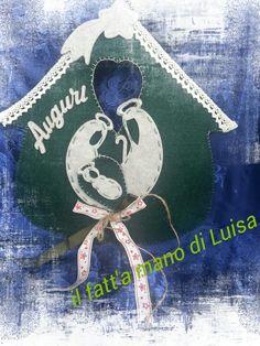fuori porta#feltro #natività# https://www.facebook.com/Il-fatta-mano-di-Luisa-327849927338957/le maddine#spillo e mirtillo#creativemamy#creato a mano con passione#handmade