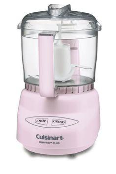 Cuisinart DLC-2A Mini-Prep Plus Food Processor, 24 Ounce, Pink