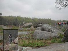 Ghost Pictures From Gettysburg | The Gettysburg Ghost