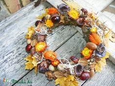 -Egyedi őszi ajtódísz,asztaldísz (galamb70) - Meska.hu