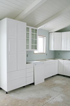 9′ X 10′ Galley Kitchen Reno With Ikea Cabinets Cost ~$2600 New Ikea Kitchen Remodel Review