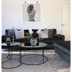 Sleepo Åre Soffa Sammet Charcoal - soffa - Soffor - Lilly is Love My Living Room, Living Room Decor, Decor Room, Bedroom Decor, Home Decor, Home And Deco, Living Room Inspiration, Cool Rooms, Apartment Living