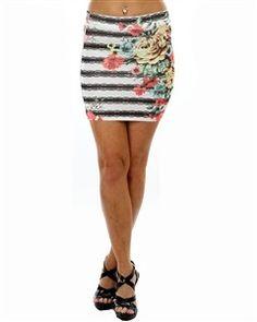 (http://www.shoppingriddle.com/50-dreams-mini-skirt/) 50 dreams Skirt  $30.00