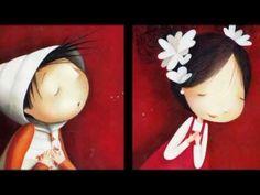 Montessori, Childrens Books, Storytelling, Animation, Grande, Cartoon, Handmade, San Valentino, Short