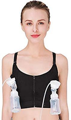 1cd210920cb73 Amazon.com  Hands Free Pumping Bra