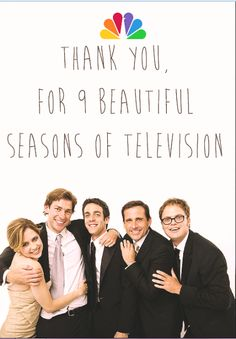 There will never be another show like this.  It was brilliant,had heart, made us laugh and cry, get angry and feel frustrated.  Jenna said it all when she talked at the end about John being her Jim, she'll never have a relationship with another actor like with him, that she could'nt have been Pam without John as Jim.  John and Jenna ARE Jim and Pam, always will be.