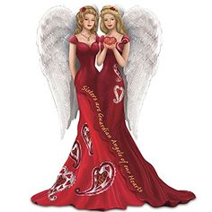 Guardian Angels of Our Hearts Figurine