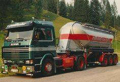 SCANIA TANKERS