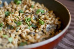 <p>If you're a fan of the 'shrooms, this is a recipe you'll want to try!</p>