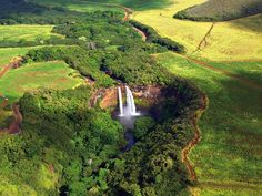 kauai-wailua-falls-Often called the Grand Canyon of the Pacific, and for good reason, Waimea Canyon State Park is an attraction unlike any other in Hawaii.