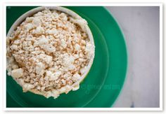 Low Carb Streusel Recipe - Gwen's Nest