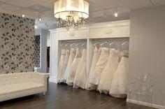 Love Couture Bridal - Wedding Dresses, Bridal Gowns, Veils, Accessories, wedding planning and Bridal Boutique Interior, Boutique Decor, Boutique Design, Boutique Ideas, Boutique Stores, Shop Interior Design, Store Design, Showroom Design, Love Couture