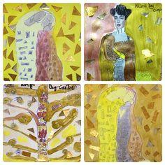 Klimt para niños