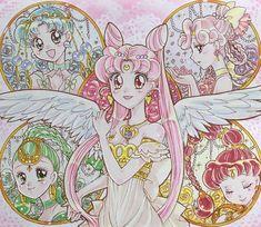 Arte Sailor Moon, Sailor Moon Usagi, Sailor Moon Crystal, Sailor Moon Personajes, Sailor Moon Character, Moon Princess, Princess Serenity, Fandom, Pink Moon