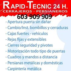 Cerrajeros Puerto de Sagunto 603 909 909 en Puerto de Sagunto, Valencia