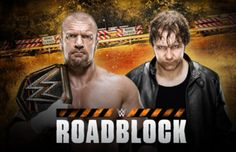 WWE Roadblock 2016 Indian Timing Highlight Repeat Telecast All Videos-TenSports