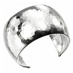 Stainless Steel Dimple Cuff $39.95