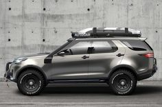 Land Rover Discovery Will Get An Extreme Version The new standard Discovery is planned to be presented by the end of 2016, but it looks like the new Land Rover Discovery will get a SVX version, developed by Jaguar Land Rover Special Vehicle Operations, especially for extreme off road conditions. The new Discovery version will be able to handle...