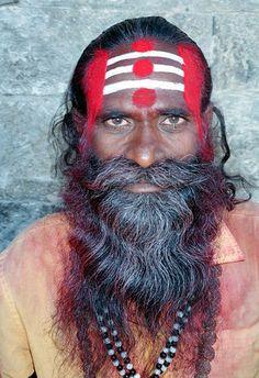 Man from Kathmandu, Nepal
